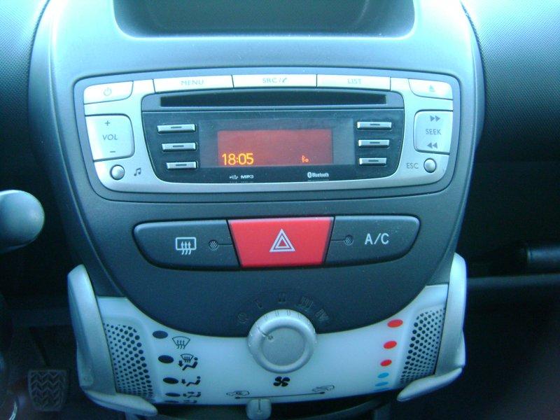 Toyota Aygo 1.0 VVT-i Connect