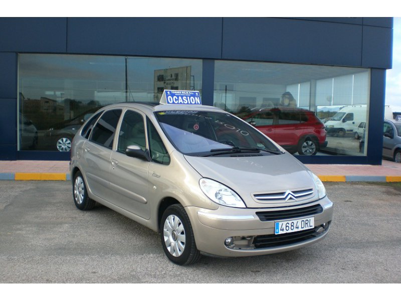 Citroen XSara Picasso 1.6 16v HDI Exclusive Plus