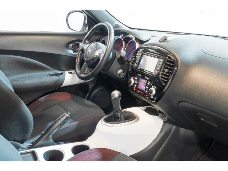 Nissan Juke 1.6 4X2 N-TEC