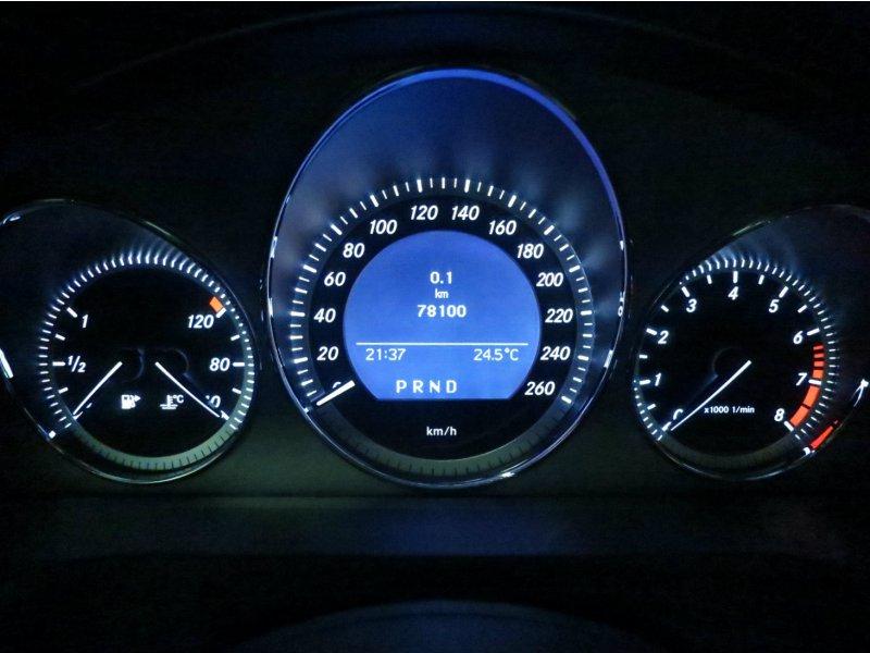 Mercedes-Benz Clase C C 180 CGI Blue Efficiency Avantgarde
