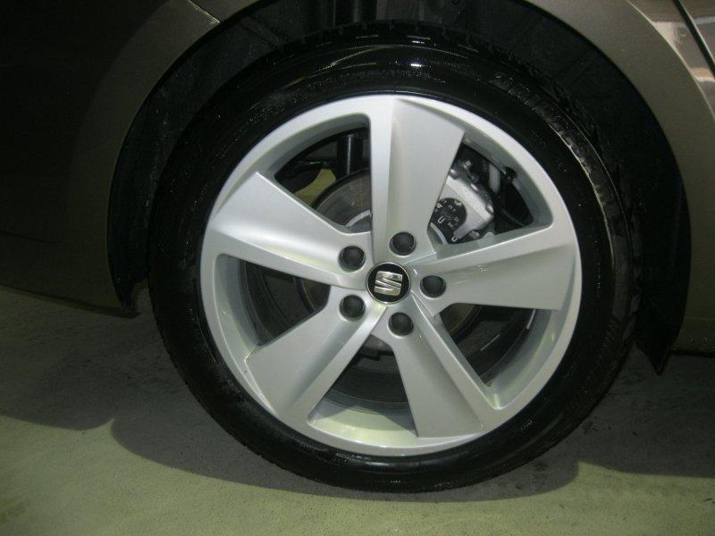 SEAT Nuevo León ST 1.4 TSI 125cv St&Sp FR
