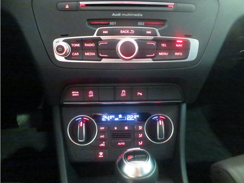 Audi Q3 2.0 TDI 150CV quat S tron Design edition