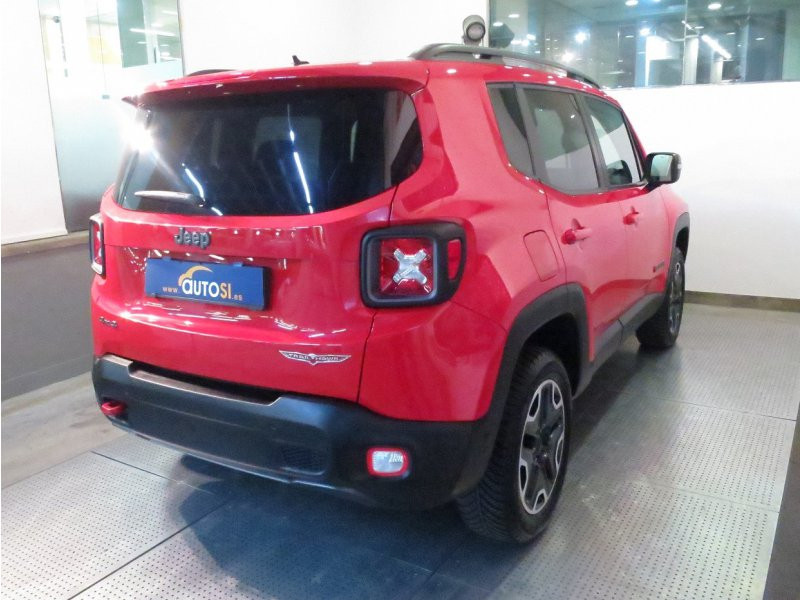 Jeep Renegade 2.0 Mjet 4x4 170CV Auto AD Low Trailhawk