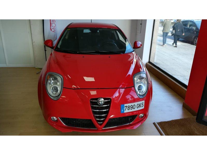 Alfa Romeo Mito 1.4 turbogasolina 155CV Distinctive