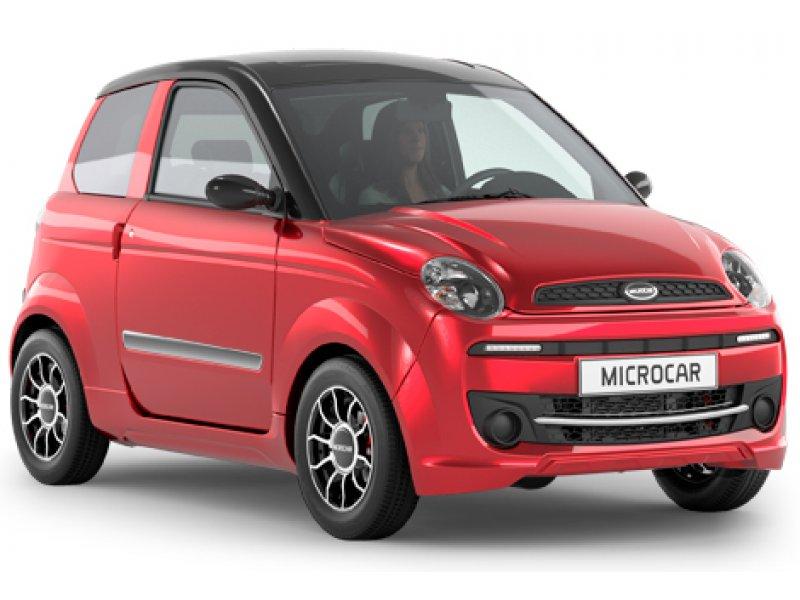 Microcar MGO Dynamic MGO 5 PROGRES MGO 5 PROGRES