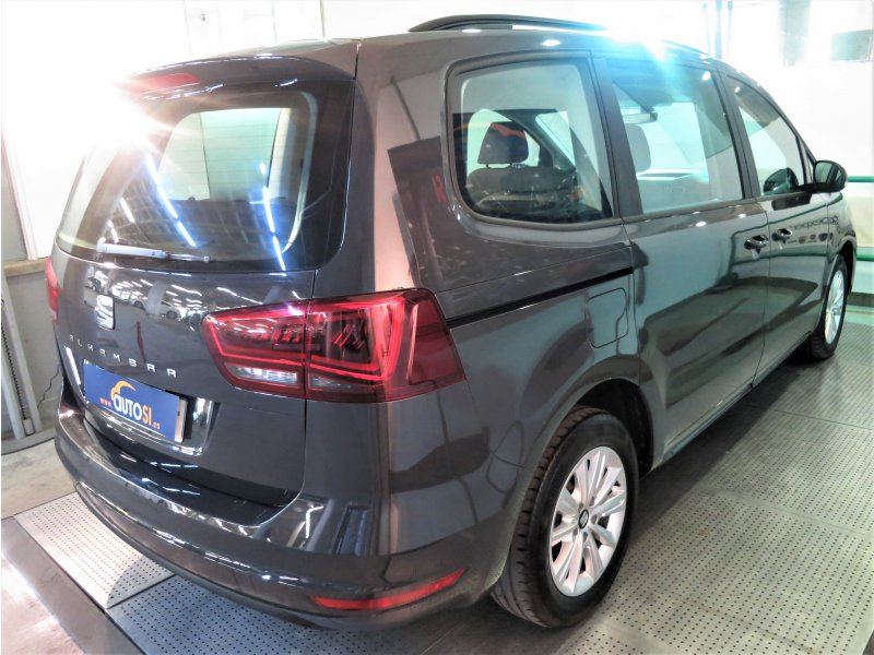 SEAT Alhambra 2.0 TDI 150 Ecomotive S/S Reference Plus