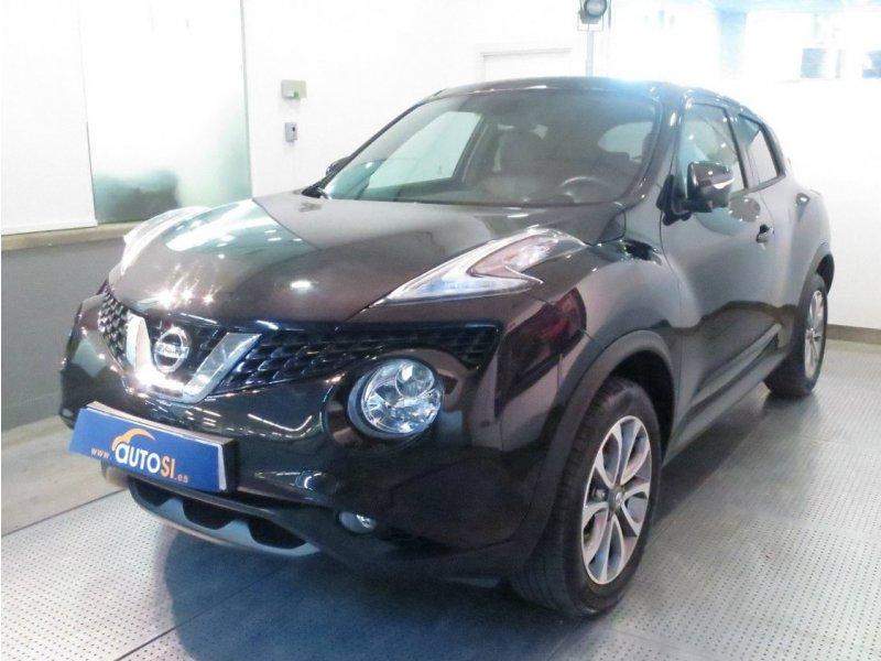 Nissan Juke 1.5 dCi 4X2 TEKNA PREMIUM