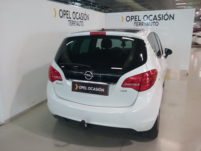 Opel Meriva 1.7 Selective