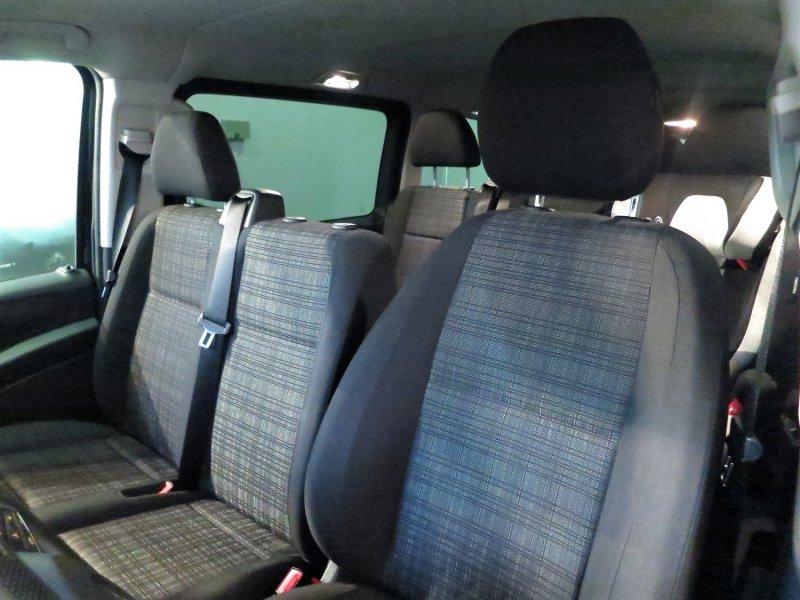 Mercedes-Benz Vito 114 CDI Extralarga Combi
