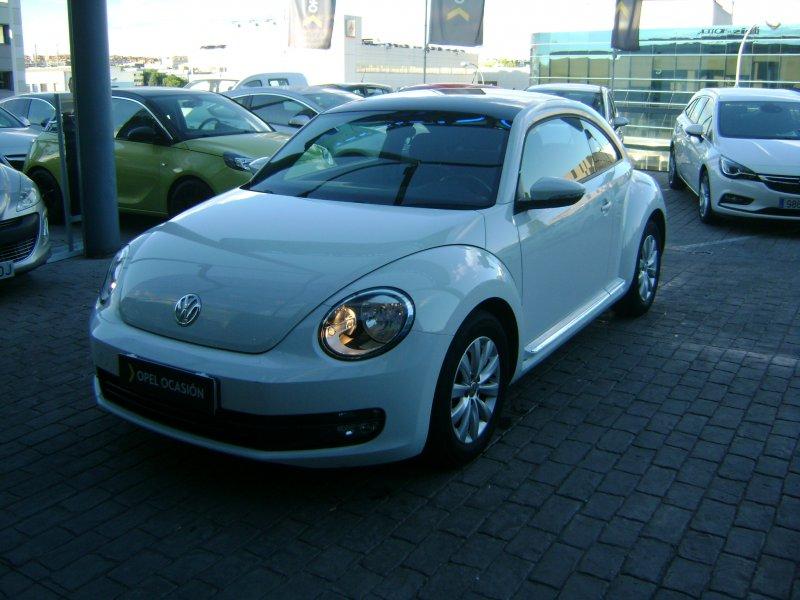 Volkswagen Beetle 1.6 TDI 105cv Beetlemanía