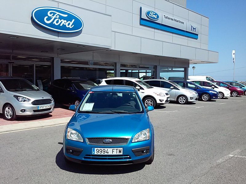 Ford Focus 1.6 Auto Wagon Trend