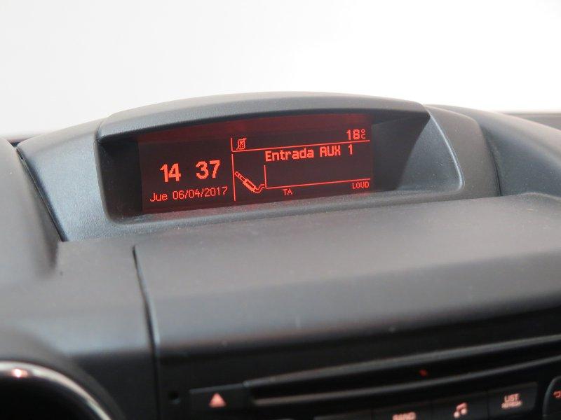 Peugeot Partner Tepee 1.6 e-HDi 92cv FAP EU5 CMP Outdoor