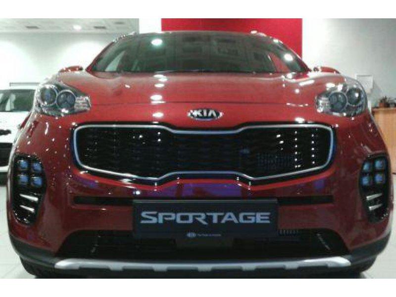 Kia Sportage 2.0 CRDi VGT 136CV 4x2 GT Line