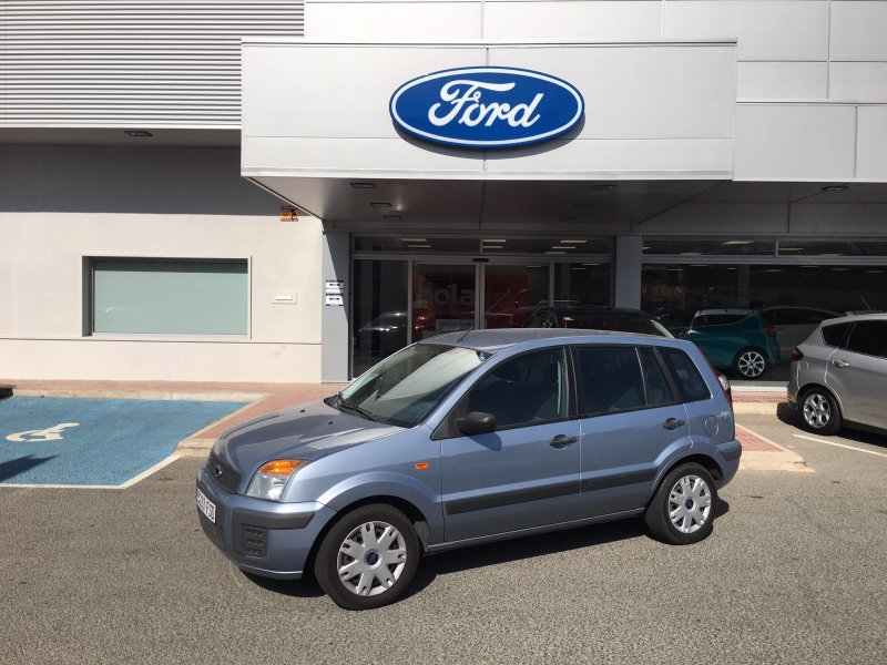 Ford Fusion 1.4 TDCI Trend