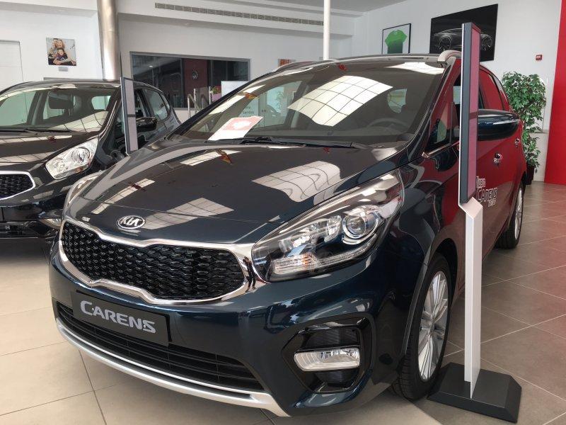 Kia Carens 1.7 CRDI Drive