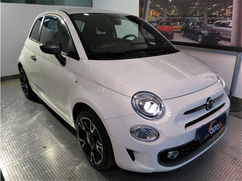 Fiat 500 1.2 8v 69 CV S