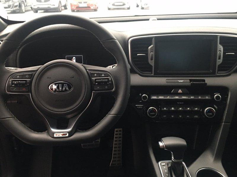 Kia Sportage 2.0 CRDI 136CV GT LINES