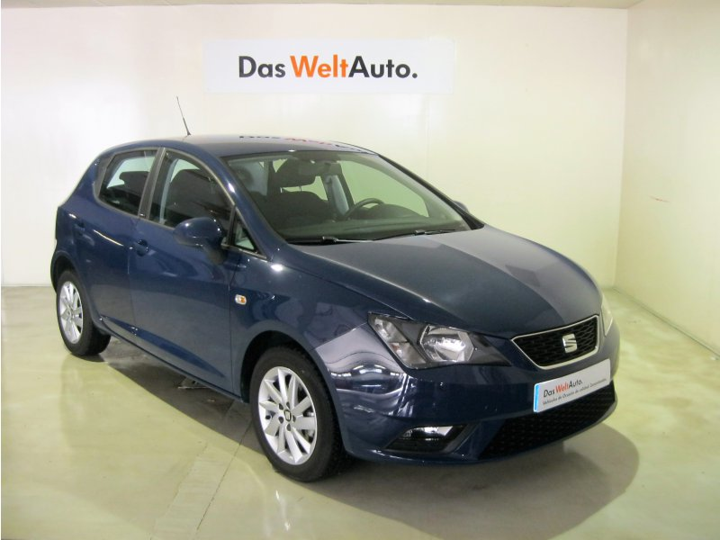 SEAT Ibiza 1.4 TDI 66kW (90CV) Reference Connect
