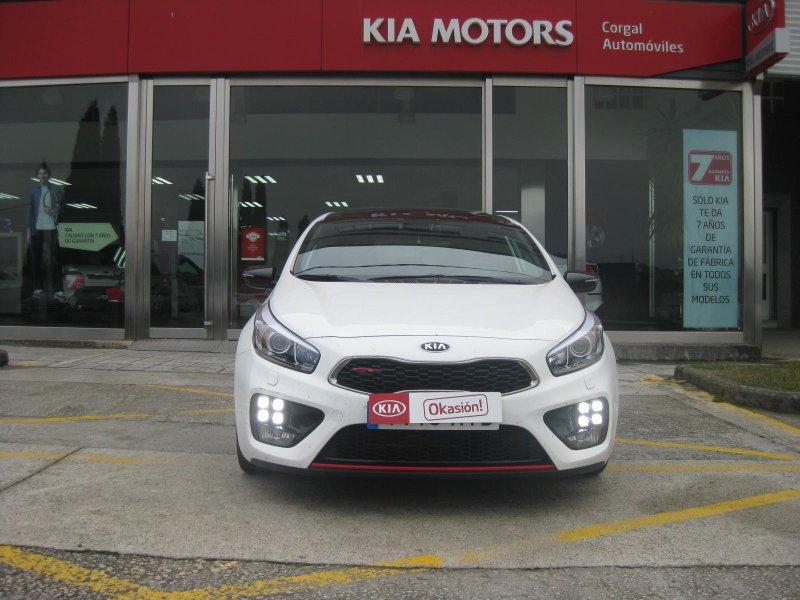 Kia Pro-Ceed 1.6 T  GDI   204 CV GT