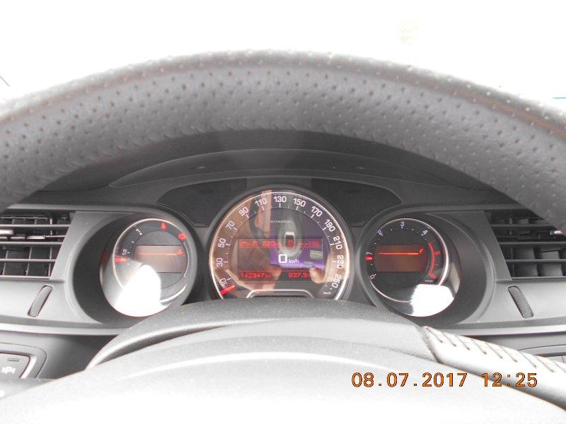 Citroen C5 1.6 HDi FAP Tourer Millenium