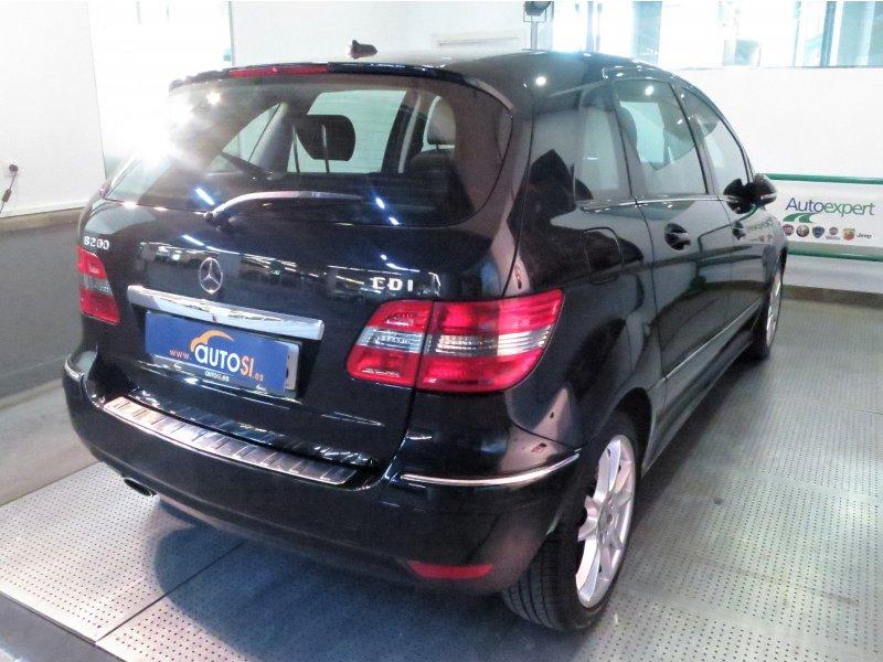 Mercedes-Benz Clase B B 200 CDI -