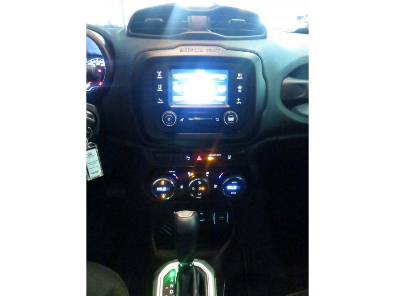 Jeep Renegade 1.4 MAIR 140 HP DDCT FWD Longitude