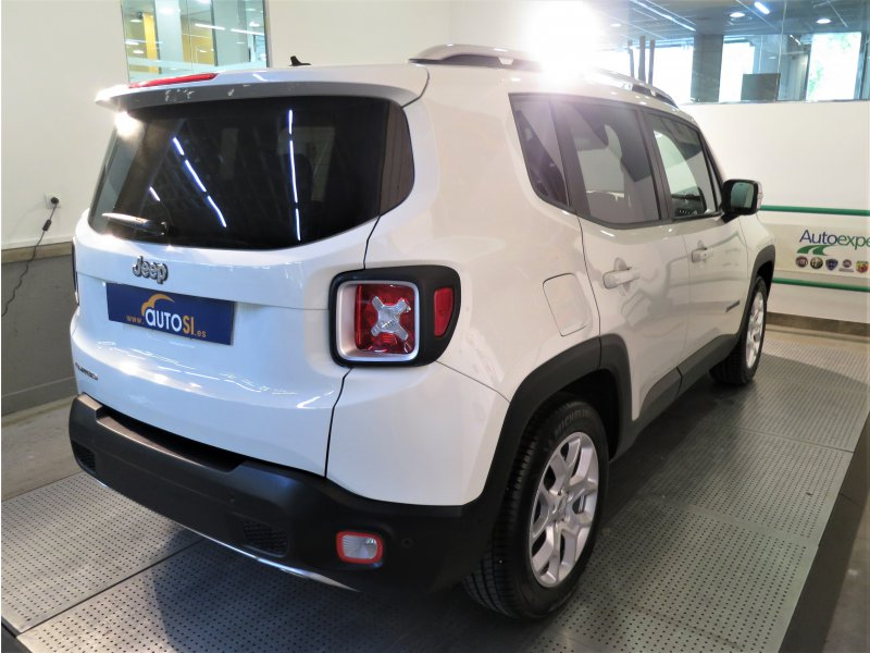 Jeep Renegade 2.0 Mjet 4x4 120 CV Active Drive Limited