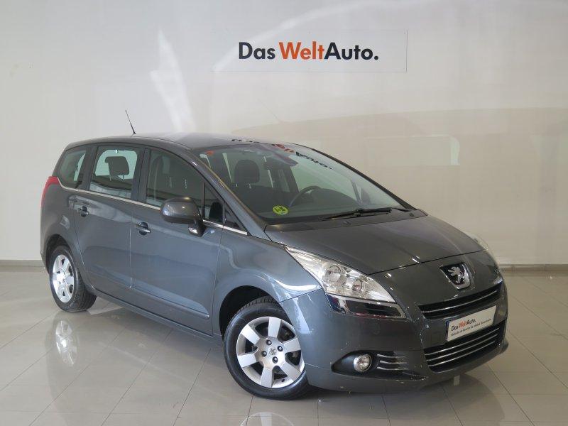 Peugeot 5008 1.6 HDI 110 FAP Premium