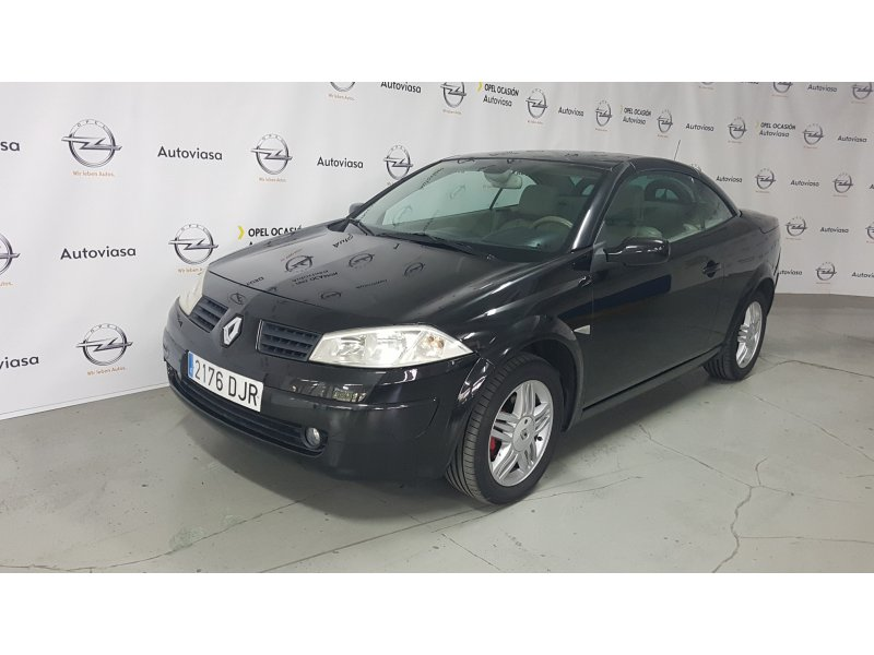 Renault Mégane COUPE-CABR. 2.0 16v LUXE PRIVILEGE