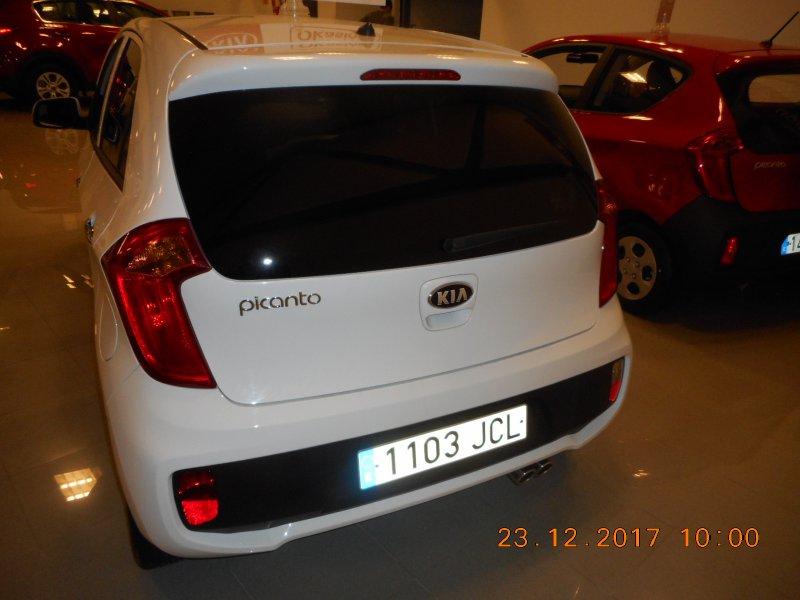 Kia Picanto 1.0 CVVT 69CV URBAN Urban