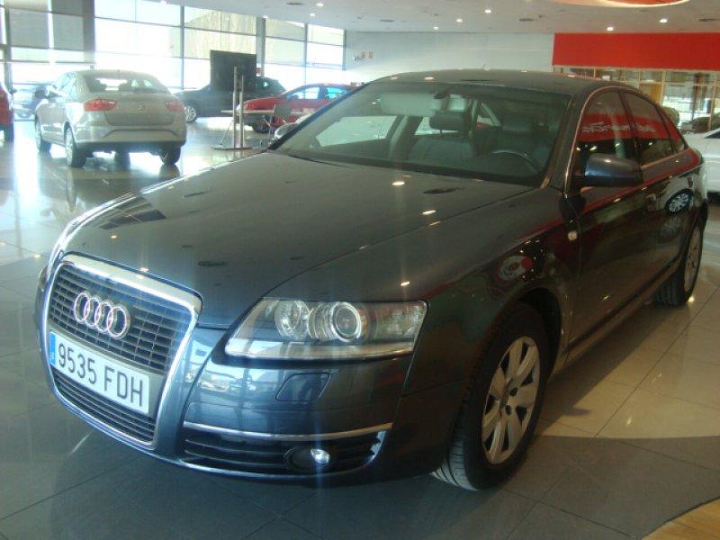 Audi A6 2.7 TDI QUATTRO TIPTRONIC -