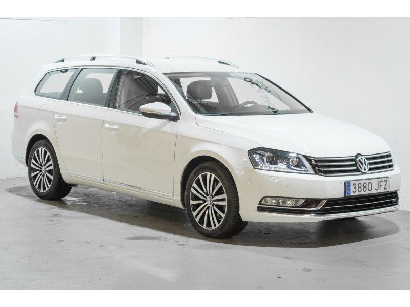 Volkswagen Passat Variant 2.0 TDI 140 DSG Exclusive BMT Exclusive Bluemotion