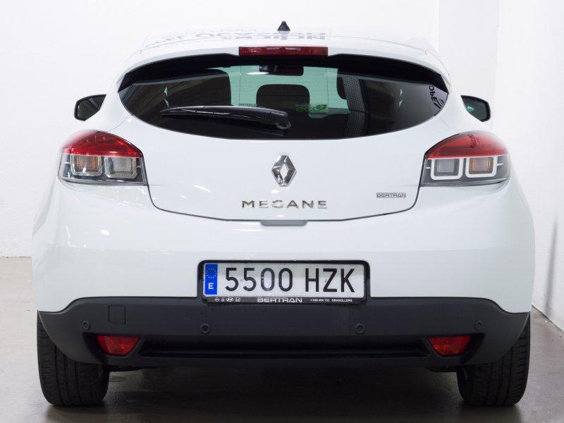 Renault Mégane Coupé dCi 95 eco2 Limited