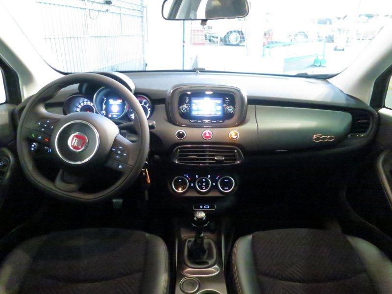 Fiat 500X 1.6 E-Torq 81kW (110CV) 4x2 S-Design