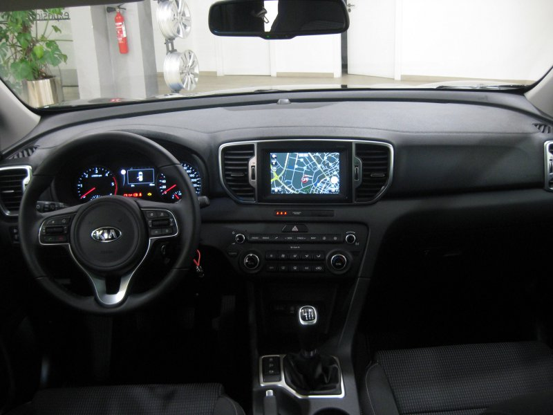 Kia Sportage 1.7 CRDi VGT 115CV 4x2 Eco-Dynam DRIVE DRIVE PACK VISION