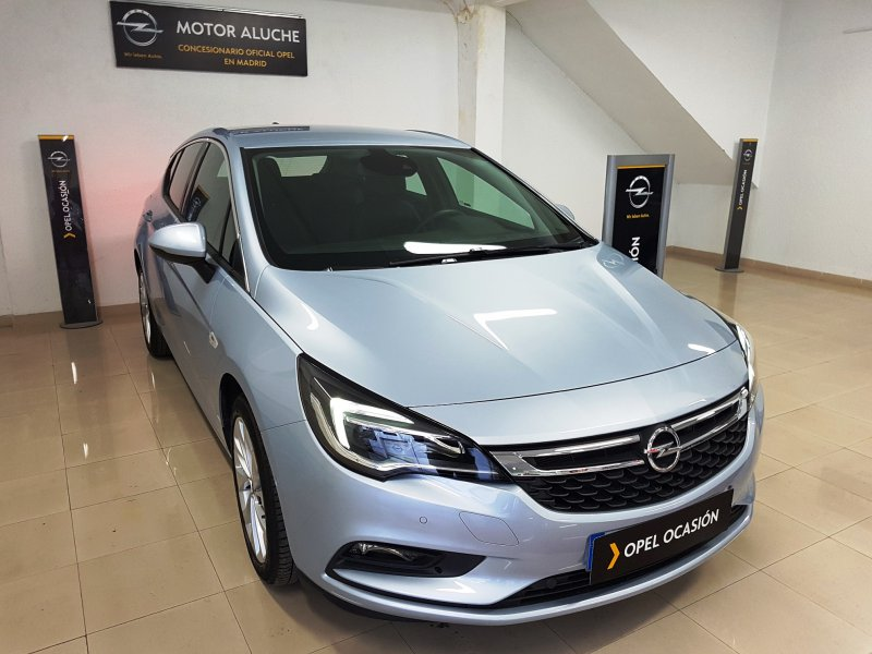 Opel Astra 1.4 Turbo S/S 150cv Auto Excellence