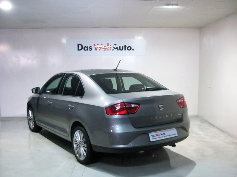 SEAT Toledo 1.6 TDI CR 85kW (115CV) STYLE ADVANCED Style Advanced