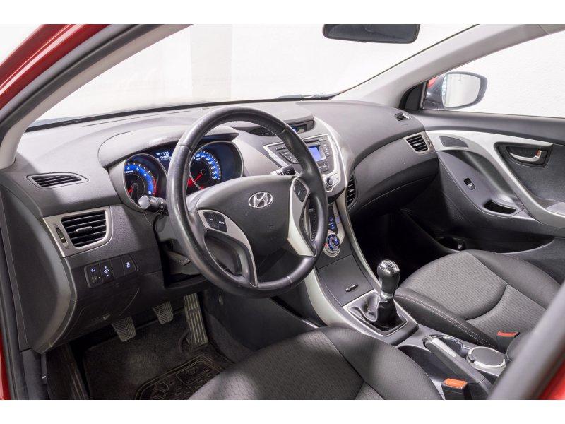 Hyundai Elantra 1.6 MPI Tecno