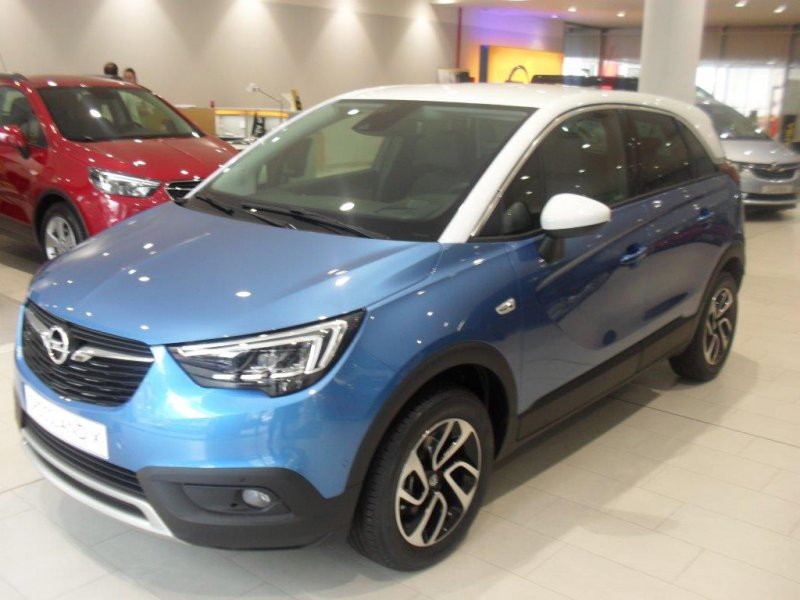 Opel Crossland X 1.6 CDTi 120cv S&S TURBO D Excellence