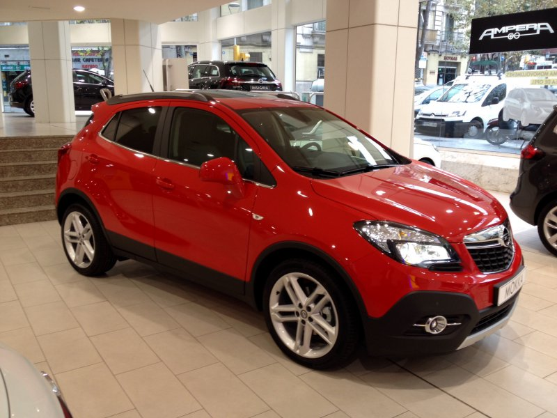 Opel Mokka 1.4 TURBO S/S...
