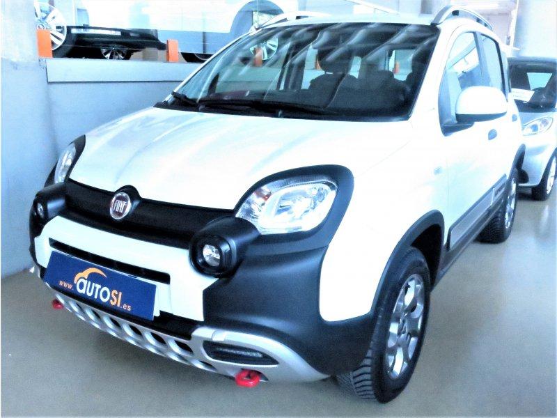 Fiat Panda 4X4 1.3 70kW (95CV) Diésel E6 Cross