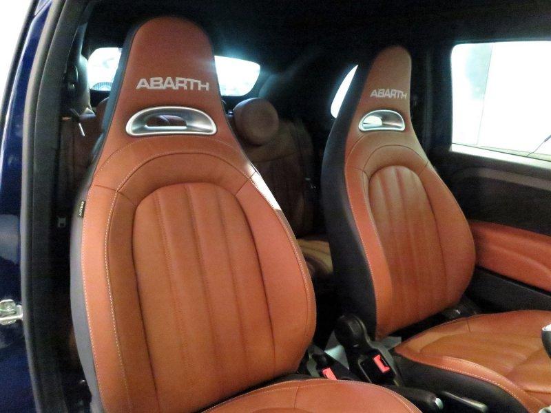 Abarth 500C 595C 1.4 16v T-Jet 121kW E6 Turismo