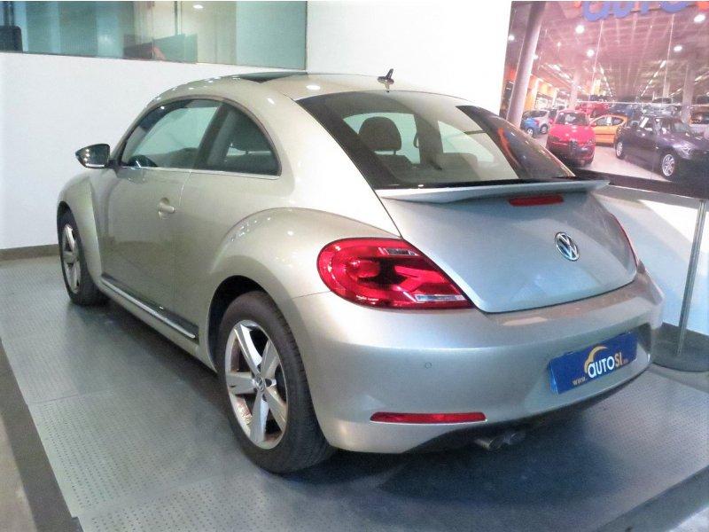 Volkswagen Beetle 2.0 TDI 150CV DSG BMT Sport