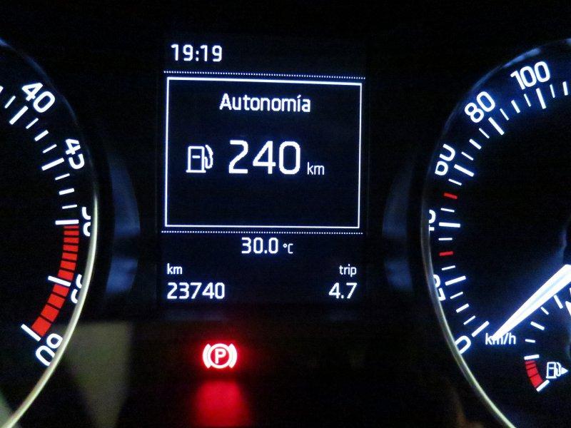 Skoda Fabia 1.4 TDi 90cv Ambition