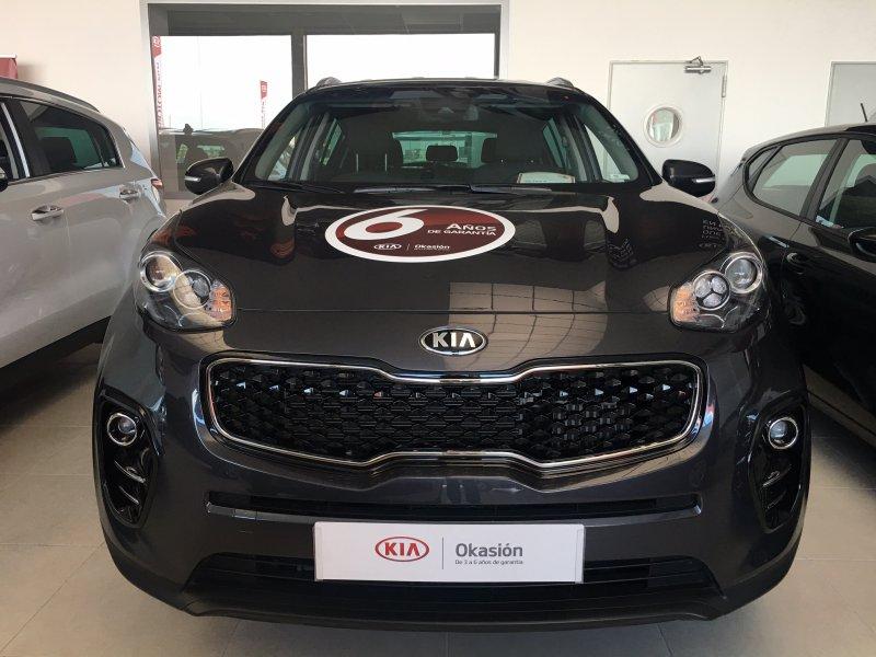 Kia Sportage 1.7 CRDI ECO- DYN Drive