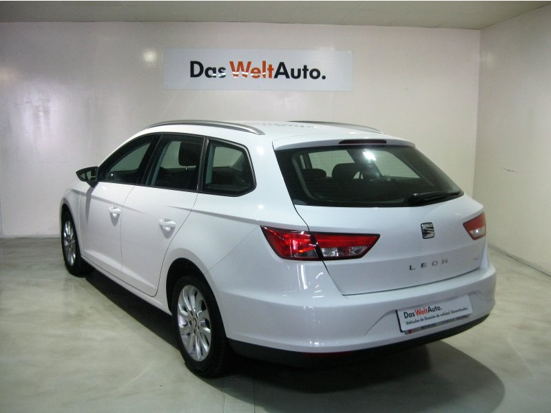 SEAT León 2.0 TDI CR 110CV ST/SP TAXI Reference/TAXI