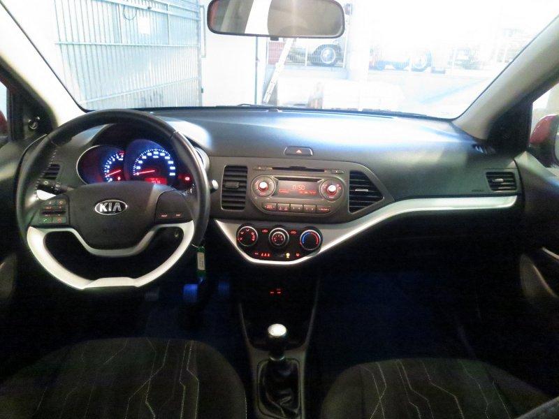 Kia Picanto 1.0 CVVT 66CV Concept