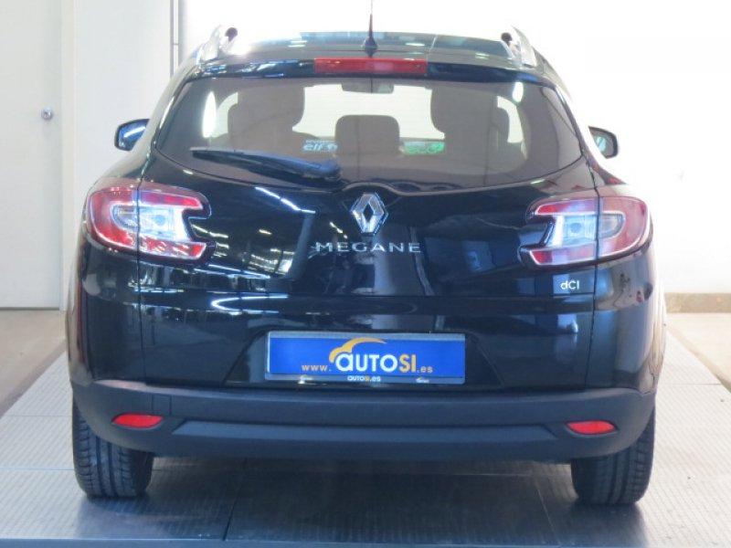 Renault Mégane Sport Tourer dCi 110 Dynamique