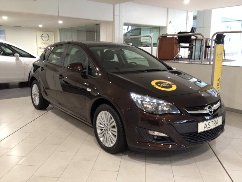 Opel Astra 1.6 CDTI S/S ...