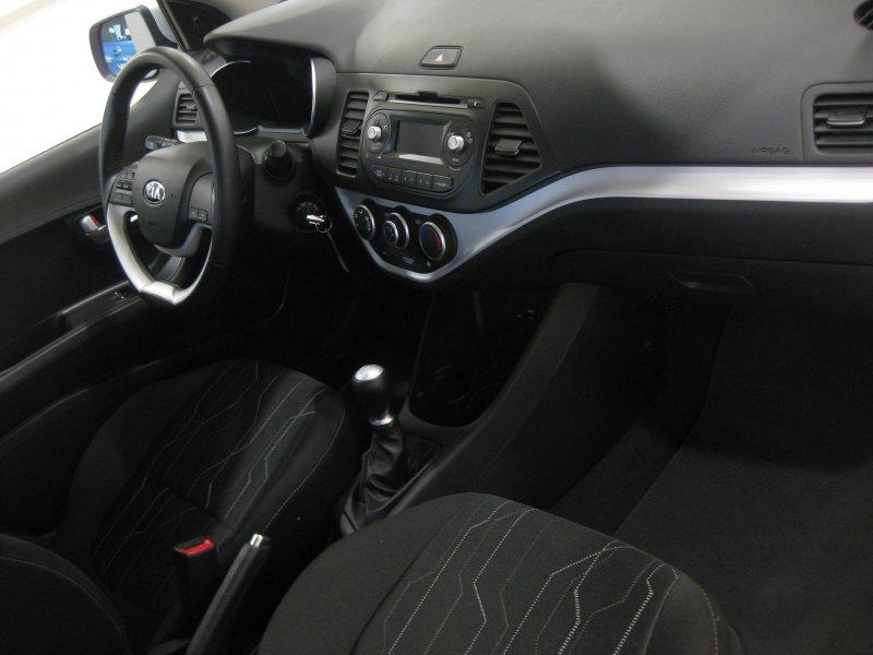 Kia Picanto 1.0 CVVT 66CV CONCEPT Concept